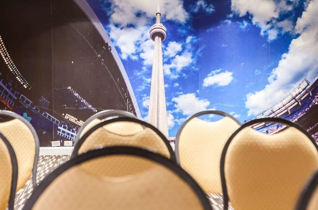 Best Western Premier Toronto Airport Carlingview Hotel - sala de reuniones-característica