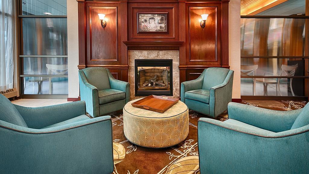 Best Western Plus The Arden Park Hotel