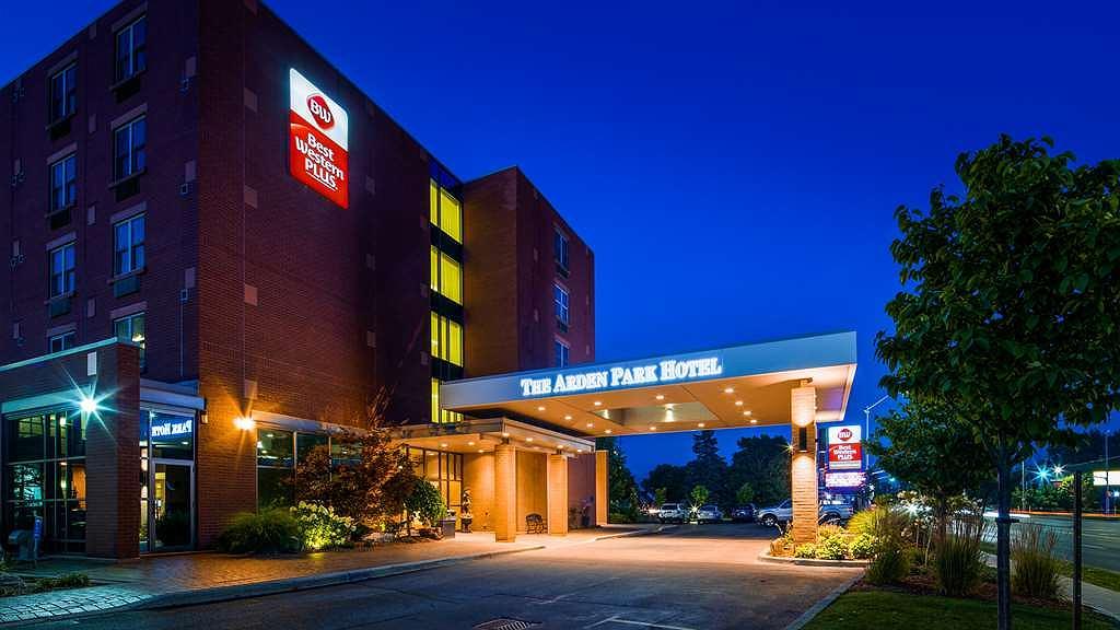 Best Western Plus The Arden Park Hotel - Area esterna
