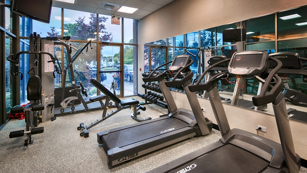 Best Western Plus The Arden Park Hotel - Sala fitness