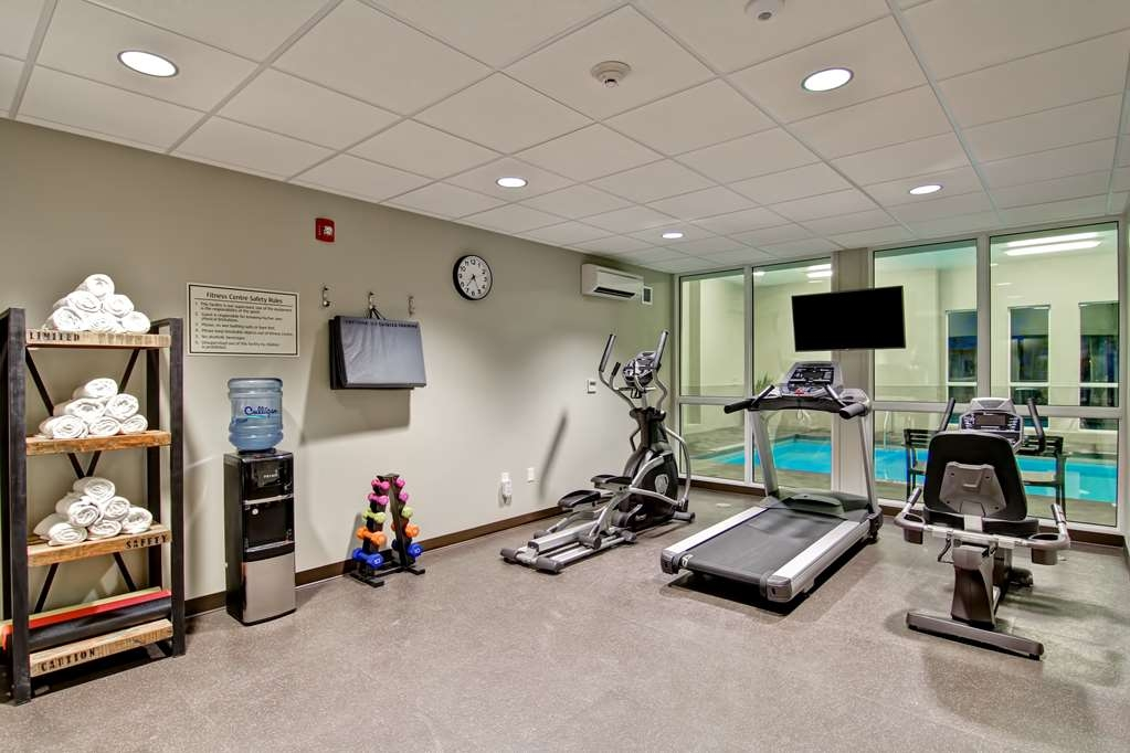 Best Western London Airport Inn & Suites - Club de remise en forme