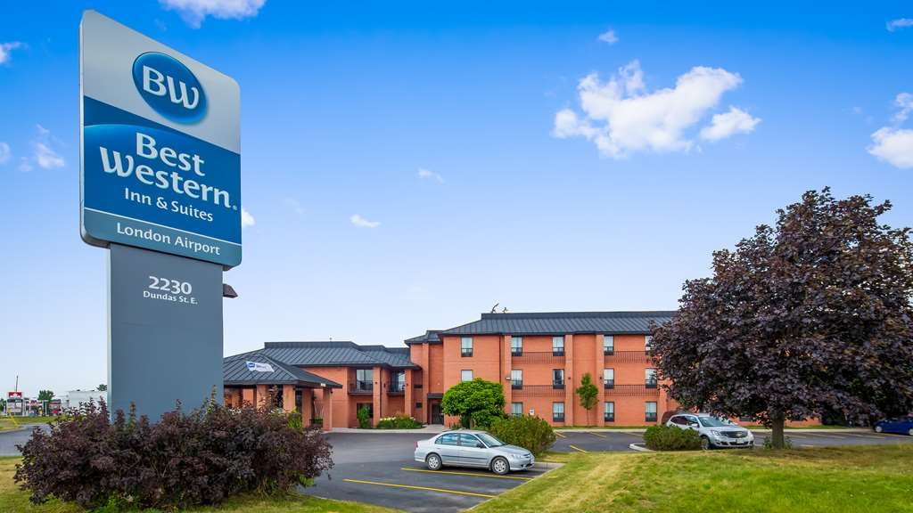 Best Western London Airport Inn & Suites - Vista Exterior