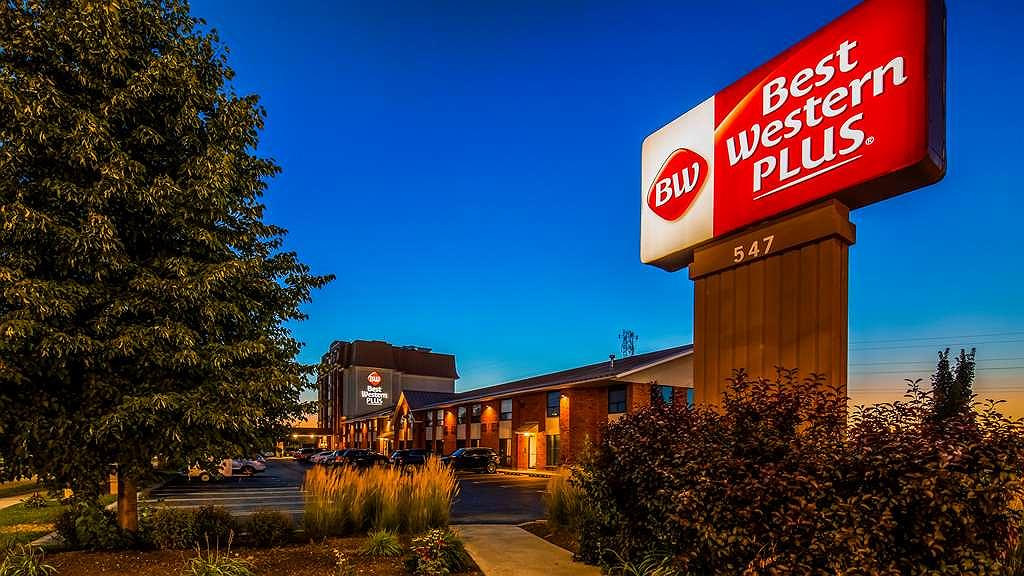 Best Western Plus Waterloo - Area esterna