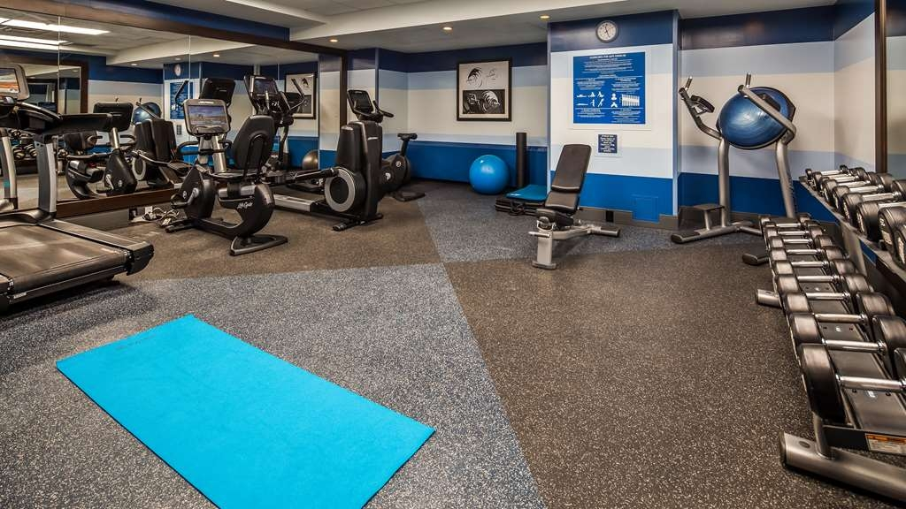 Best Western Plus Waterloo - Fitness Centre