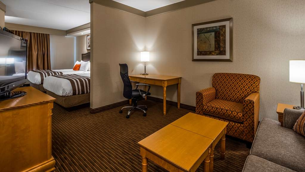 Best Western Plus Waterloo - Guest Room