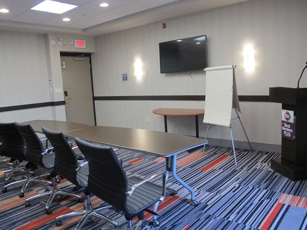 Best Western Plus Waterloo - Meeting Room