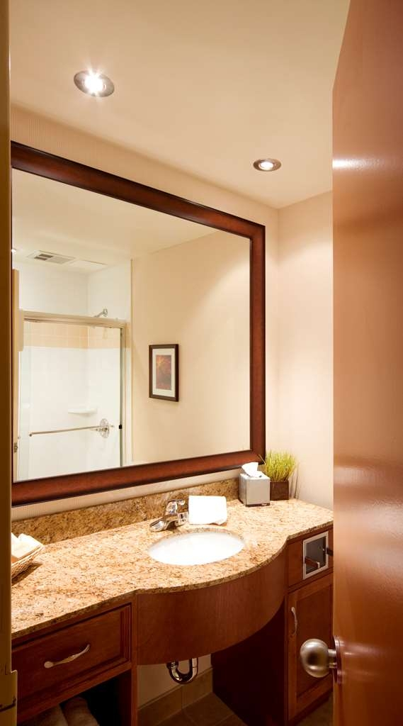 The Water Tower Inn, BW Premier Collection - Baño