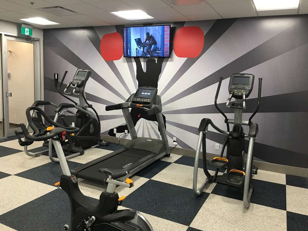 GLo Best Western Kanata Ottawa West - There is no need to take a break from your regular fitness routine during your stay with us.