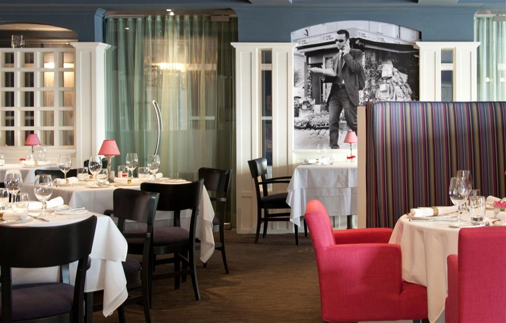 Best Western Premier Hotel Aristocrate - La Fenouilliere is considered one of the best restaurants in Quebec City and winner of multiple prestigious awards.