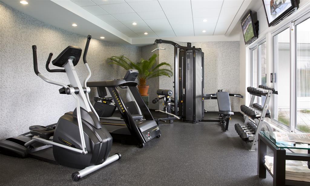 Best Western Premier Hotel Aristocrate - Fitnessstudio