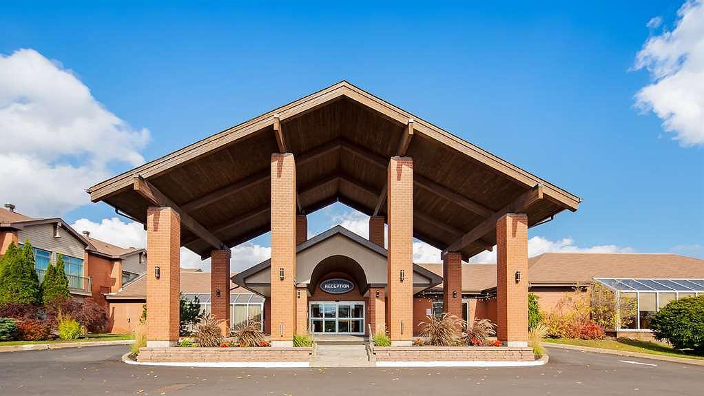 Best Western Hotel St. Jerome - Vista exterior