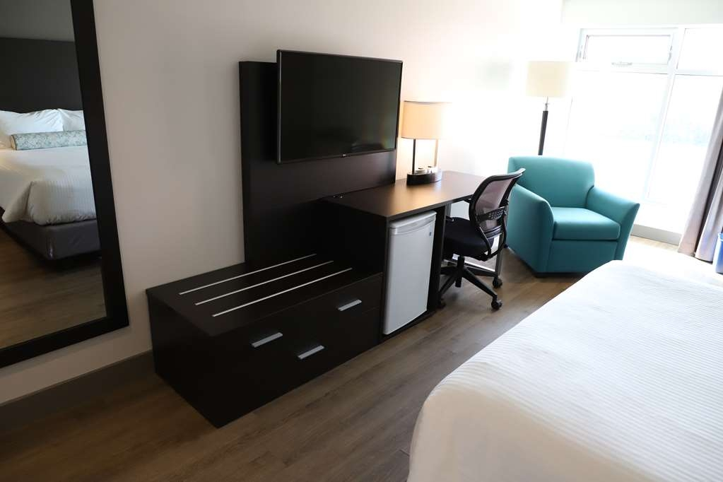 Best Western Hotel St. Jerome - Guest room