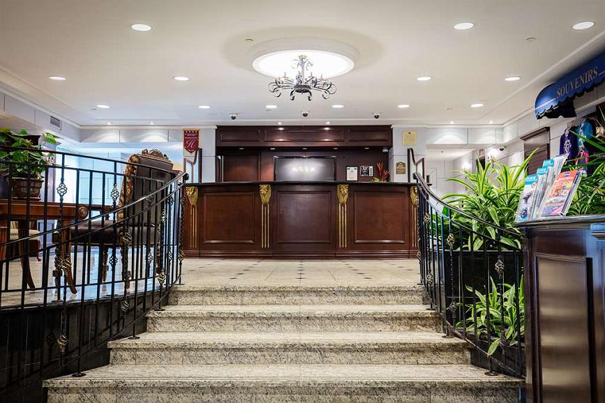 Best Western Ville-Marie Montreal Hotel & Suites - Hall