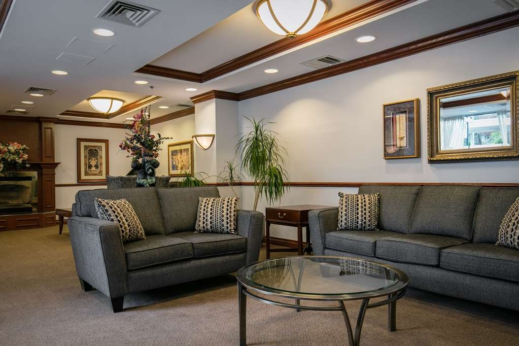 Best Western Ville-Marie Montreal Hotel & Suites - Our VIP Salon offers plenty of space to read a book or socialize with colleagues and friends.