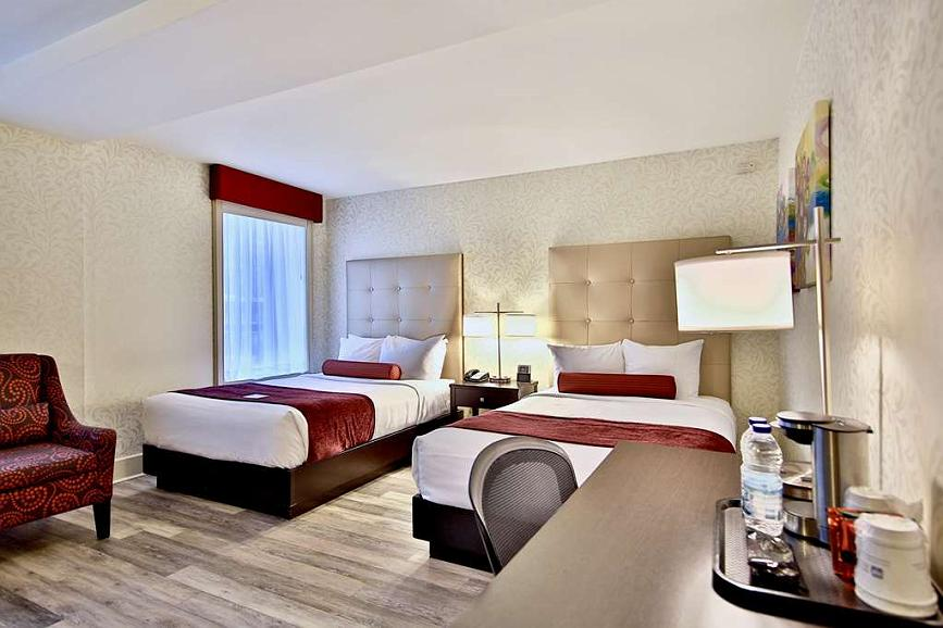 Hotel in Montréal | Best Western Plus Montreal Downtown