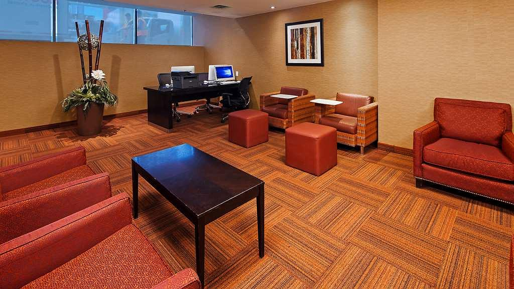 Hotel In Montréal Best Western Plus Montreal Downtown