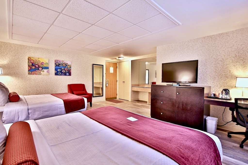 Best Western Plus Montreal Downtown-Hotel Europa - Chambres / Logements