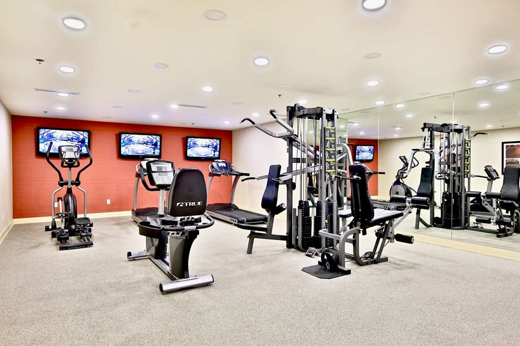 Best Western Plus Montreal Downtown-Hotel Europa - Club de remise en forme