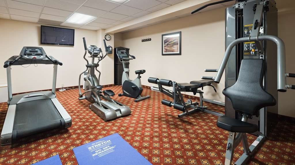 Best Western Plus Gatineau-Ottawa - Fitness Center