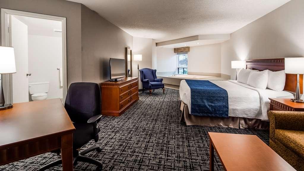 Best Western Hotel Brossard - Camere / sistemazione