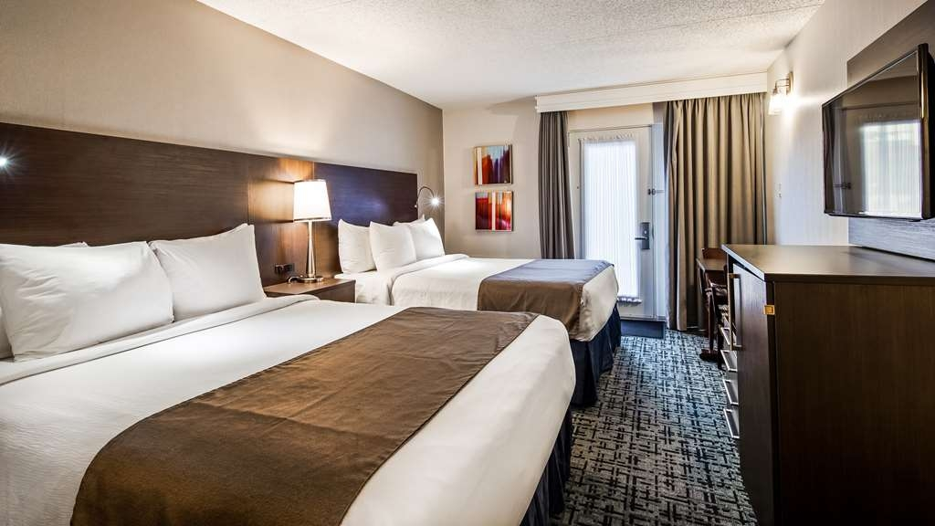 Best Western Hotel Brossard - Guest Room