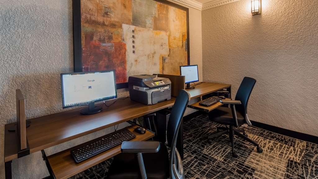 Best Western Hotel Universel Drummondville - Business Centre
