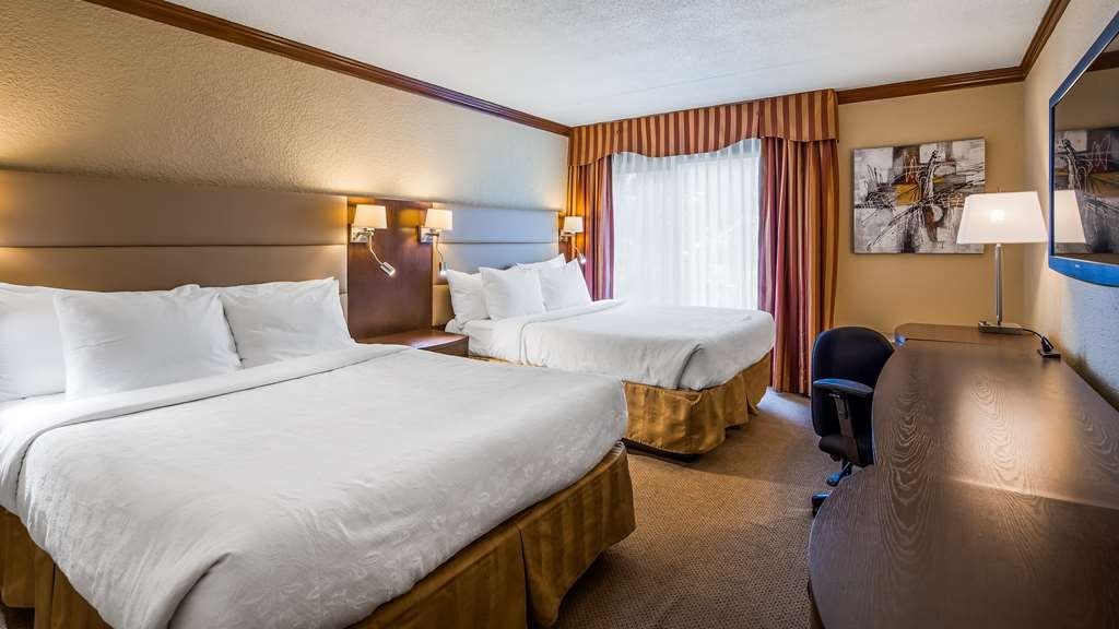 Best Western Hotel Universel Drummondville - Guest Room