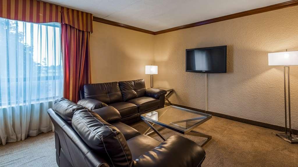Best Western Hotel Universel Drummondville - Chambres / Logements