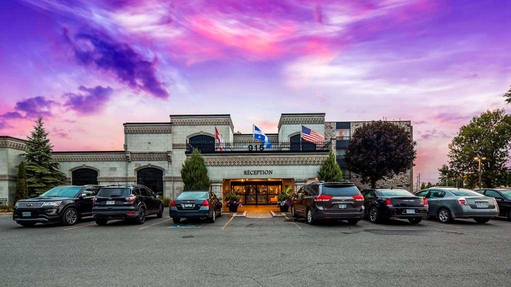 Best Western Hotel Universel Drummondville - Façade