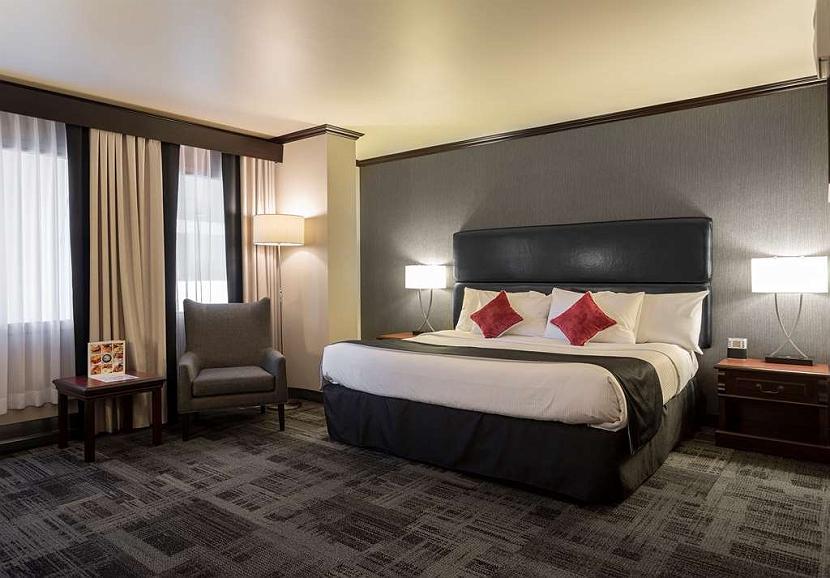 Hotel In Québec City Best Western Plus City Centrecentre