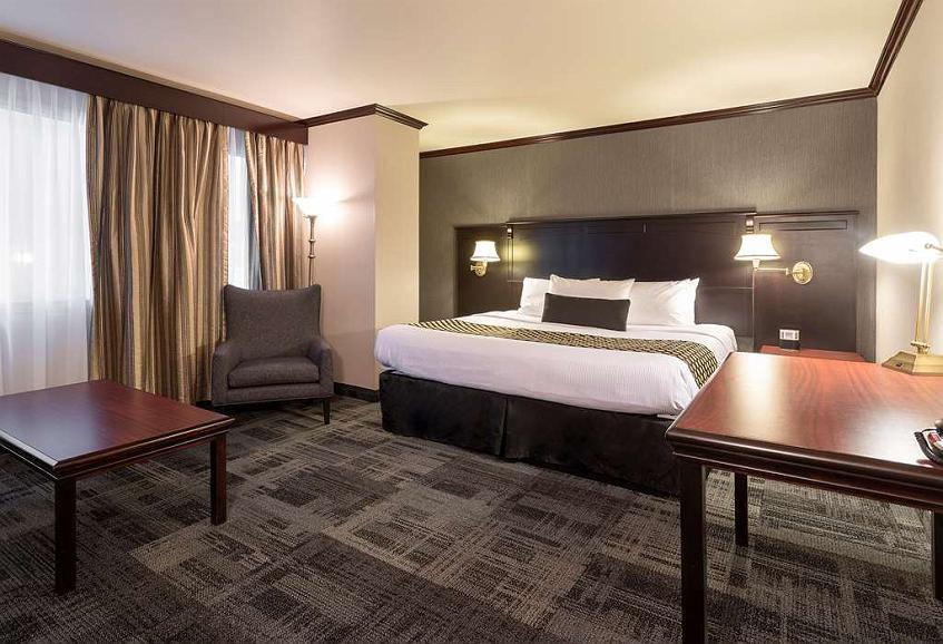 Hotel in Québec City | Best Western Plus City Centre/Centre