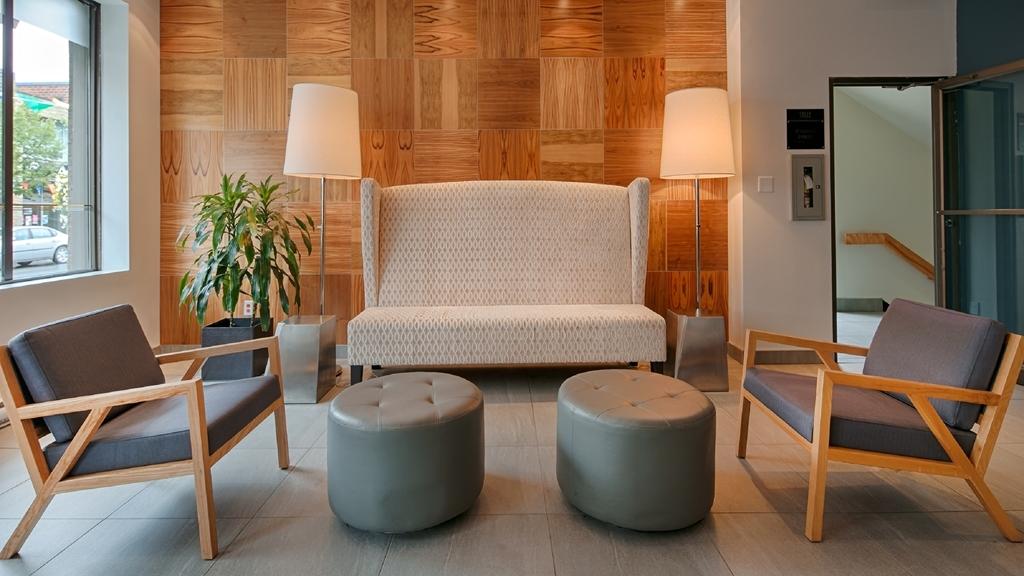 Best Western Plus Hotel Albert Rouyn-Noranda - Vue du lobby