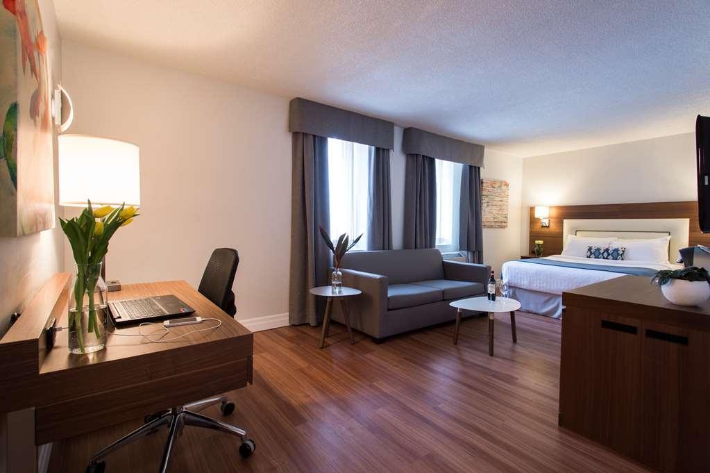 Best Western Plus Hotel Albert Rouyn-Noranda - Gästezimmer/ Unterkünfte