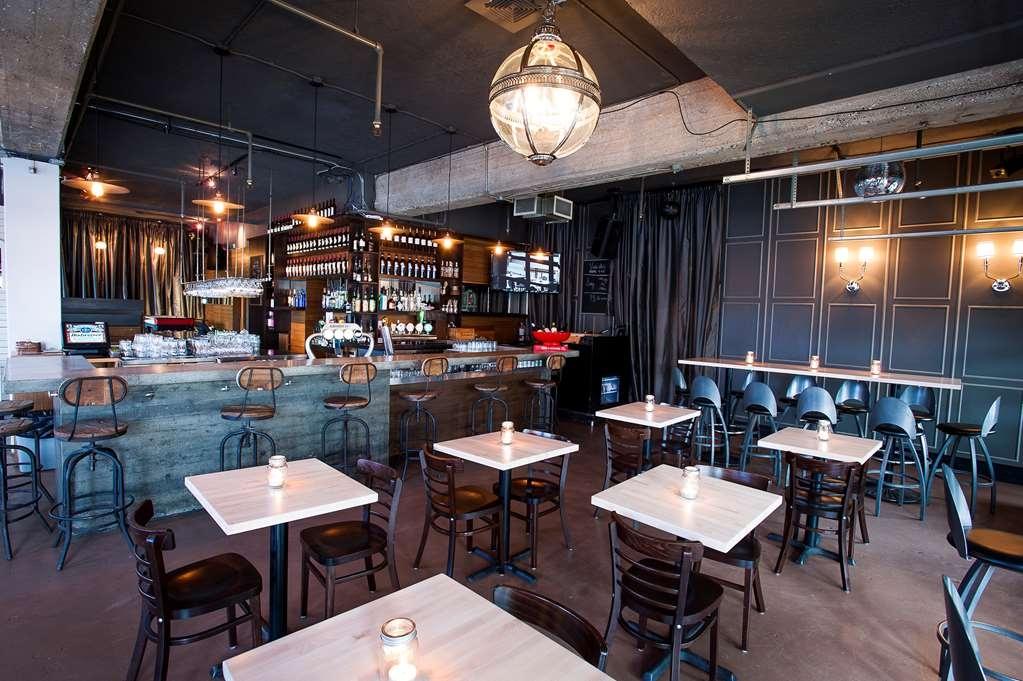Best Western Plus Hotel Albert Rouyn-Noranda - Bar / Lounge
