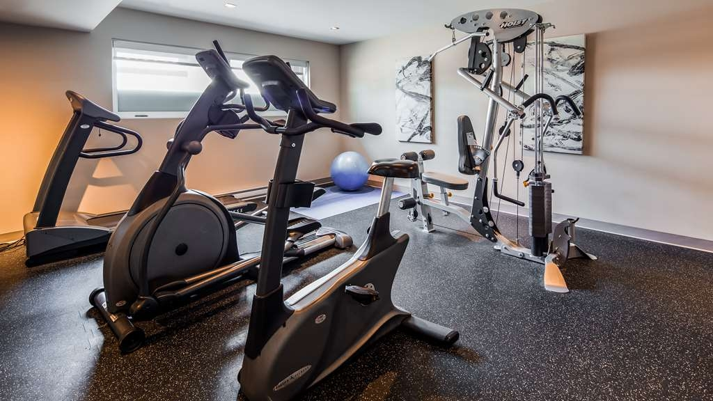 Best Western Plus Mont-Laurier - Club de remise en forme