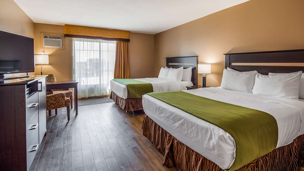 Best Western Plus Mont-Laurier - Camere / sistemazione