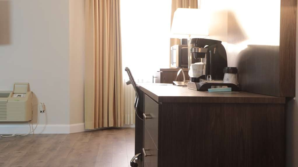 Best Western Laval-Montreal - For your convenience a mini refrigerator is provided in each guest room and suite.