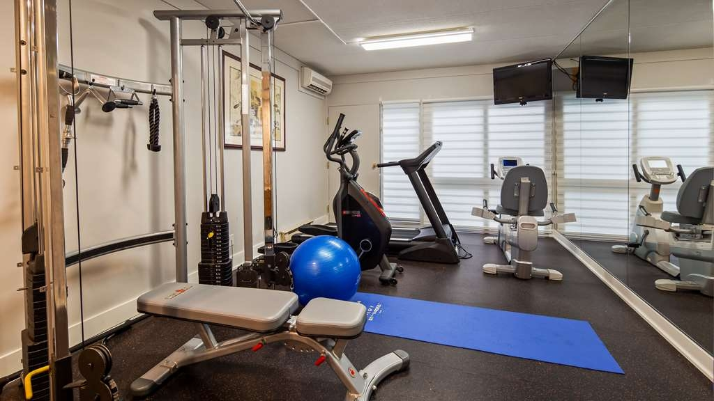 Best Western Laval-Montreal - Fitness Centre
