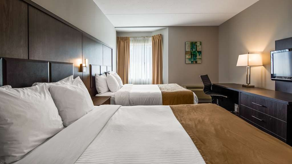 Best Western Laval-Montreal - Two Queen bed