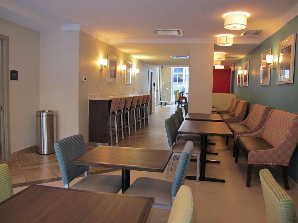 Best Western Plus Hotel Montreal - comedor principal