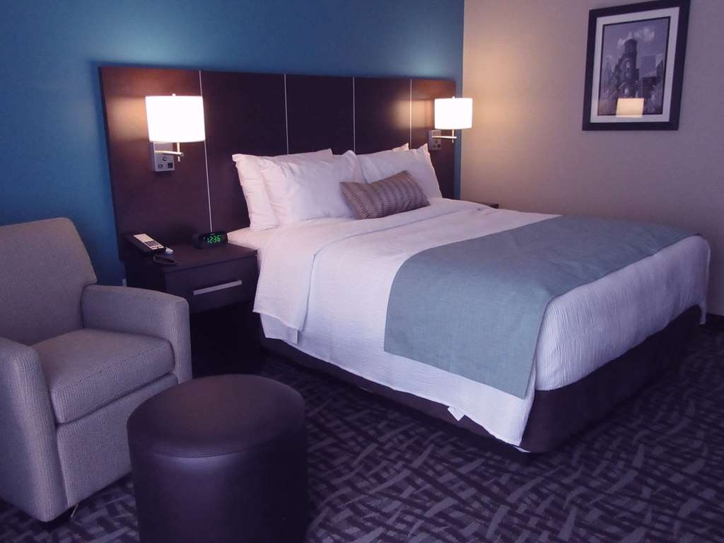 Best Western Plus Hotel Montreal - Camere / sistemazione