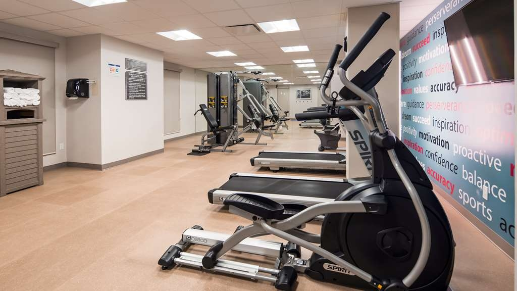 Best Western Plus Hotel Montreal - Fitness Centre