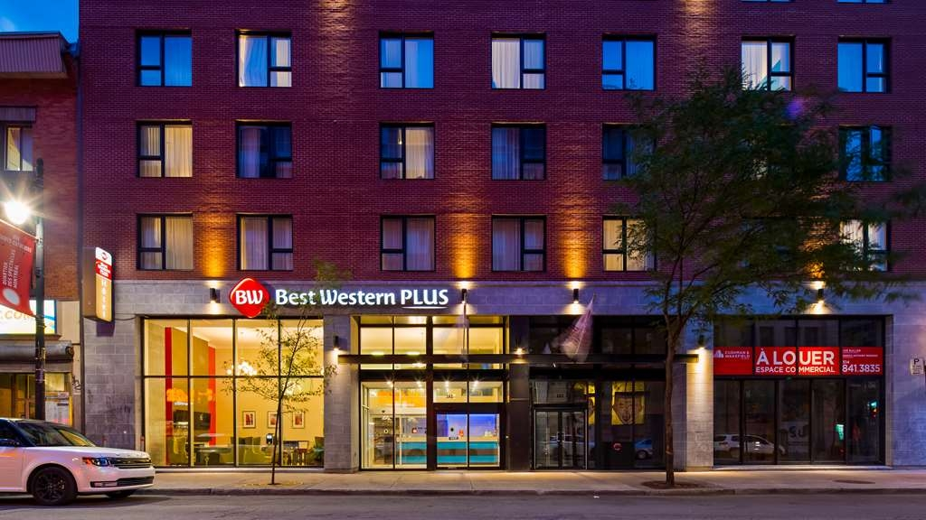 Best Western Plus Hotel Montreal - Hotel Exterior