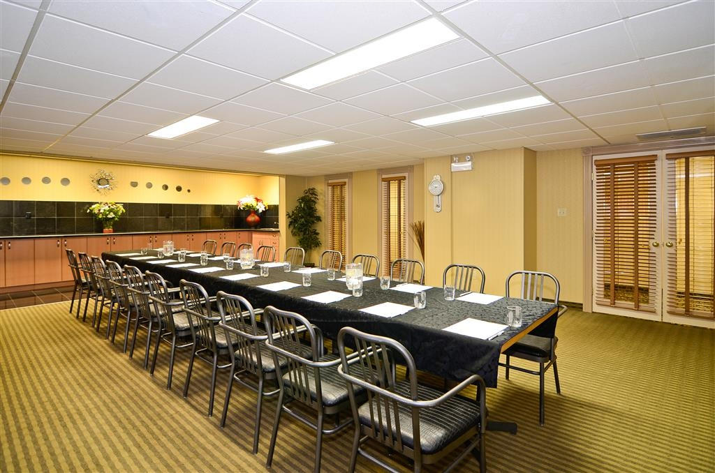 Best Western Marquis Inn & Suites - Sala meeting
