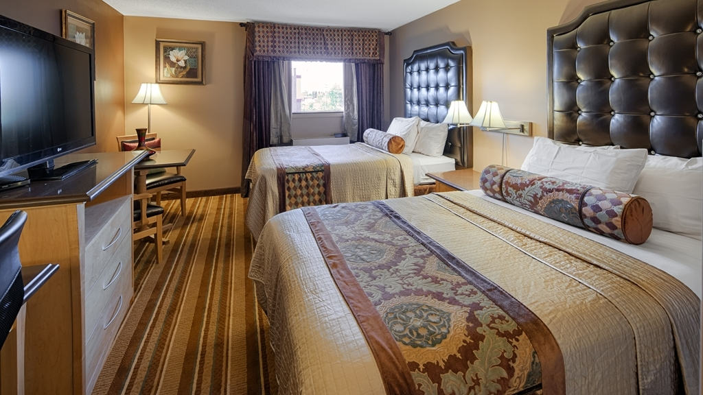 Best Western Marquis Inn & Suites - Make yourself at home in our guest rooms.