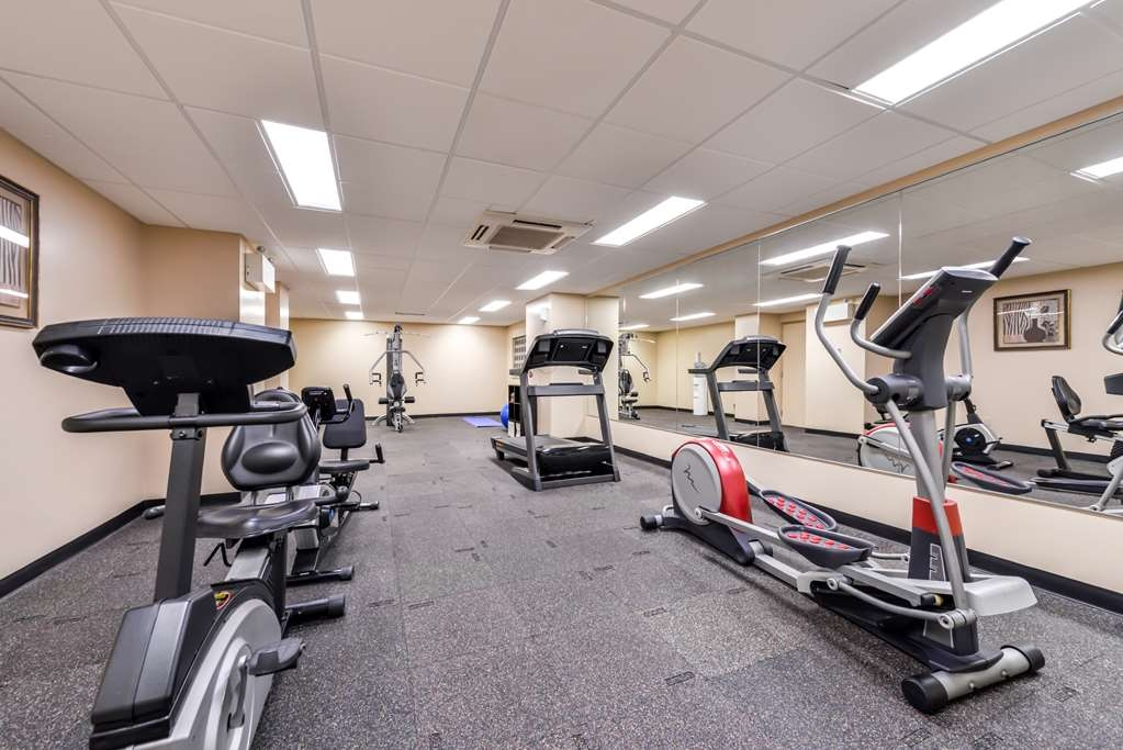 Best Western Marquis Inn & Suites - Enjoy a workout in our Fitness Room while visiting the Best Western Marquis Inn & Suites.