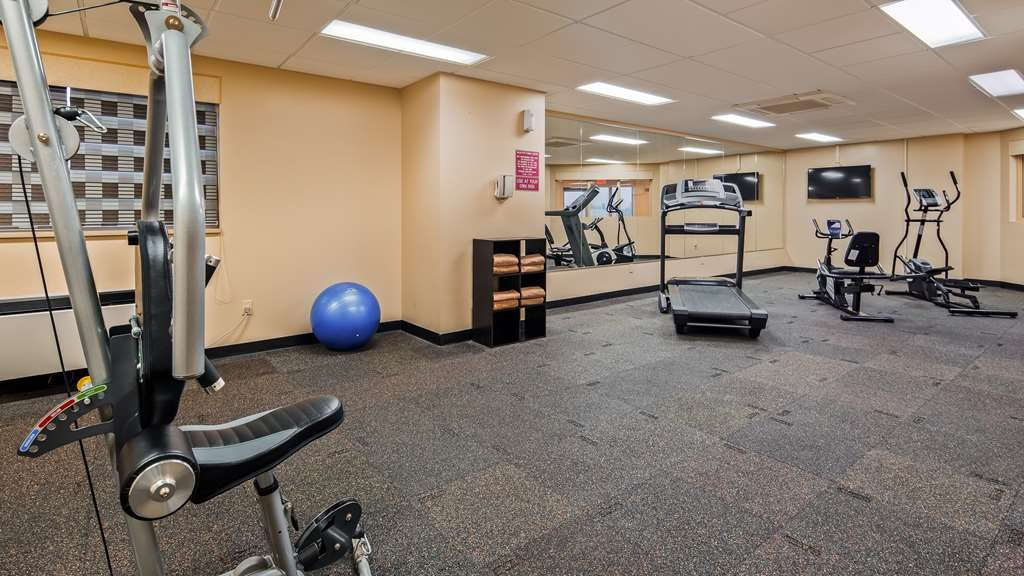 Best Western Marquis Inn & Suites - Fitness Centre