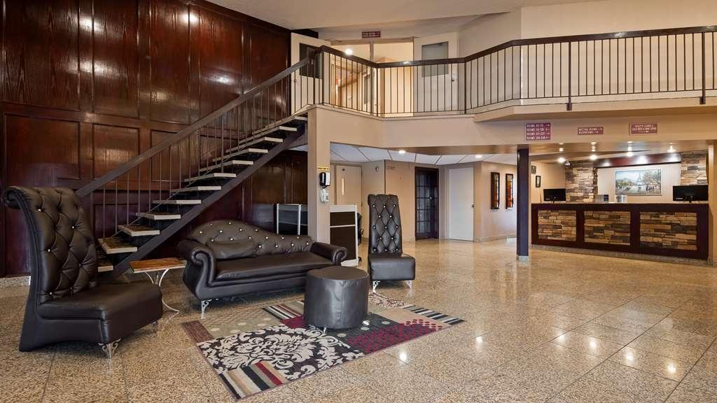 Best Western Marquis Inn & Suites - Lobbyansicht