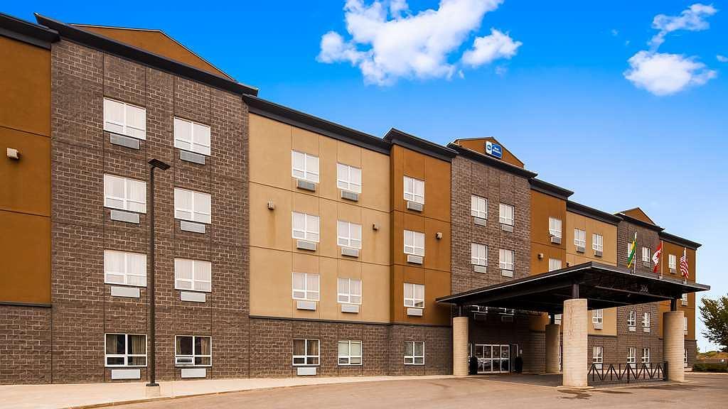 Best Western Blairmore - Hotel Exterior