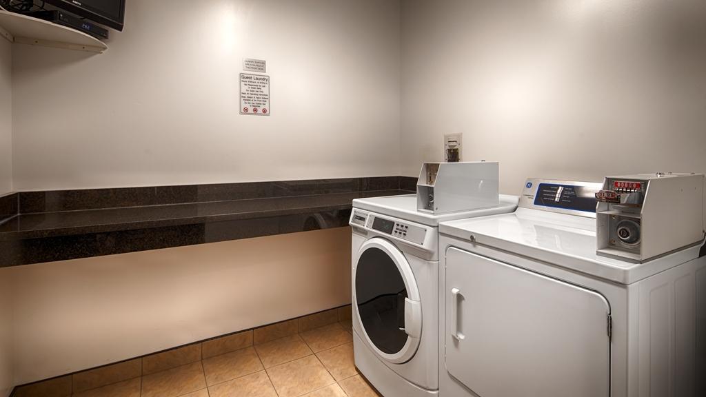 Best Western Blairmore - Servicio de lavandería
